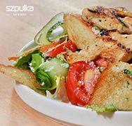Sałątka z grillowanym kurczakiem