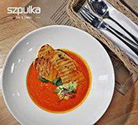 Rozgrzewająca zupa