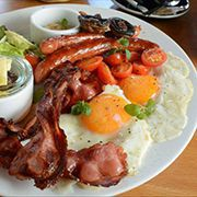 Szpulkowe śniadanie